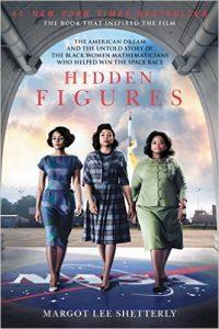 Book Cover for Margot Lee Shetterly's Hidden Figures